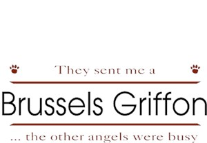 Brussels Griffon T-Shirt - Other Angels
