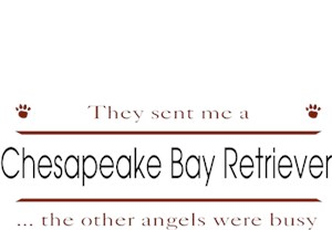Chesapeake Bay Retriever T-Shirt - Other Angels