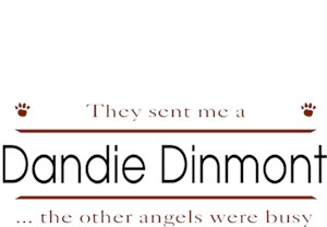 Dandie Dinmont T-Shirt - Other Angels