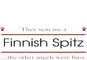 Finnish Spitz T-Shirt - Other Angels