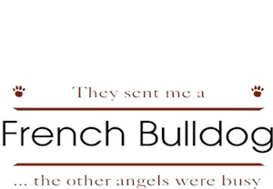 French Bulldog T-Shirt - Other Angels