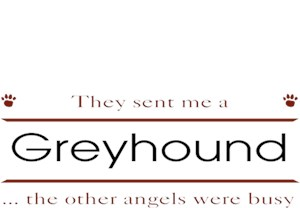 Greyhound T-Shirt - Other Angels