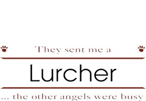 Lurcher T-Shirt - Other Angels