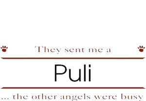 Puli T-Shirt - Other Angels