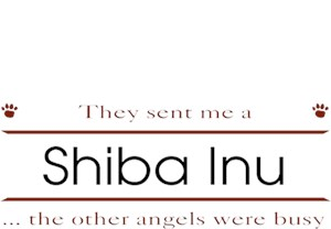 Shiba Inu T-Shirt - Other Angels