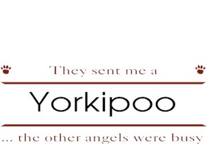 Yorkipoo T-Shirt - Other Angels