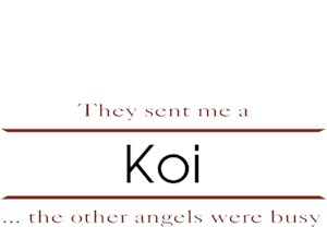 Koi T-Shirt - Other Angels