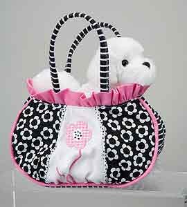 Bichon Frise Purse