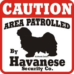 Havanese Sign