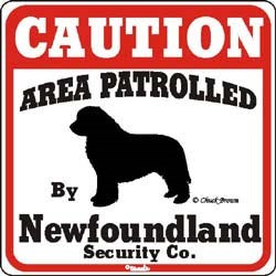 Newfoundland Sign