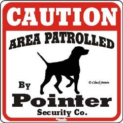 Pointer Sign