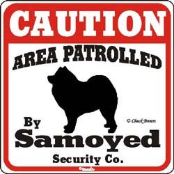 Samoyed Sign