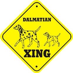 Dalmatian Sign