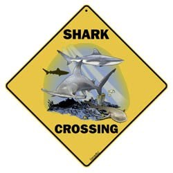 Shark Sign