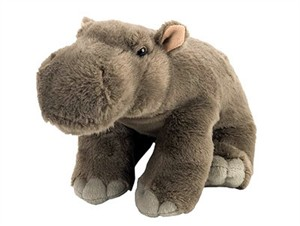 Hippopotamus Plush