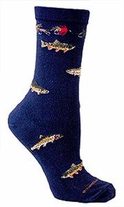 Trout Socks