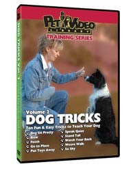 Dog Tricks Video 2