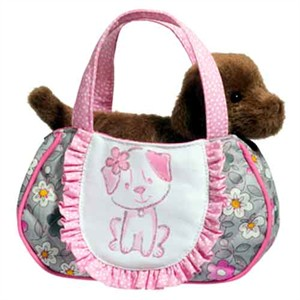 Chocolate Lab Purse