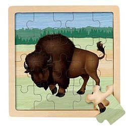 Buffalo Puzzle