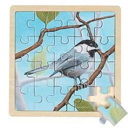 Chickadee Puzzle