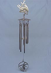 Chickadee Windchime