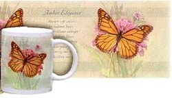 Butterfly Mug