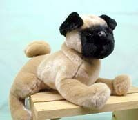 Pug Plush