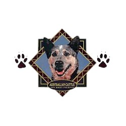 Blue Heeler T-Shirt - Diamond Collection