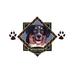 Australian Shepherd T-Shirt - Diamond Collection