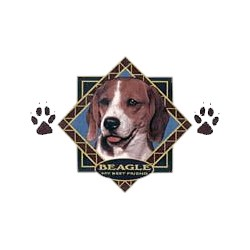 Beagle T-Shirt - Diamond Collection