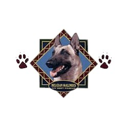 Belgian Malinois T-Shirt - Diamond Collection