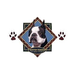 Boston Terrier T-Shirt - Diamond Collection