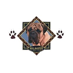 Bullmastiff T-Shirt - Diamond Collection
