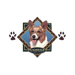 Corgi T-Shirt - Diamond Collection