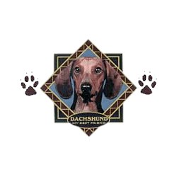 Dachshund T-Shirt - Diamond Collection