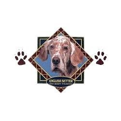 English Setter T-Shirt - Diamond Collection