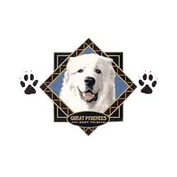 Great Pyrenees T-Shirt - Diamond Collection