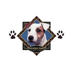 Jack Russell Terrier T-Shirt - Diamond Collection