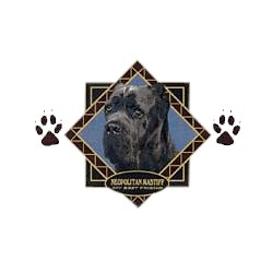 Mastiff T-Shirt - Diamond Collection