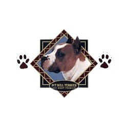 Pit Bull Terrier T-Shirt - Diamond Collection