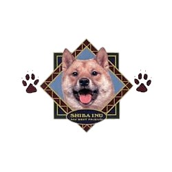 Shiba Inu T-Shirt - Diamond Collection