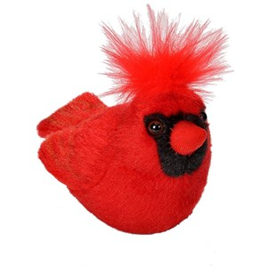 Cardinal Plush