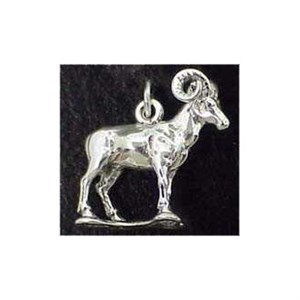 Big Horn Sheep Charm