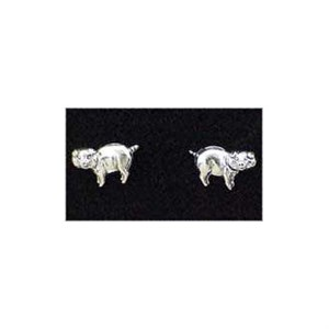 Pig Stud Earrings