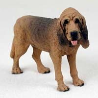 Bloodhound Figurine