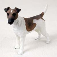 Smooth Fox Terrier Figurine