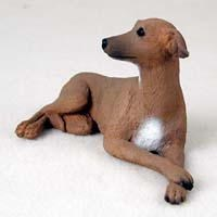 Italian Greyhound Figurine