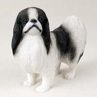 Japanese Chin Figurine