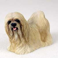 Lhasa Apso Figurine
