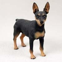 Miniature Pinscher Figurine